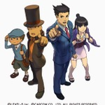 【Nintendo Direct】『レイトン教授VS逆転裁判』ダウンロード版も発売決定