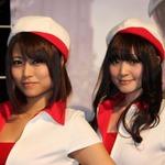 【UBIDAY2012】お待ちかね!? 「UBI Girls」をフォトレポートでご紹介