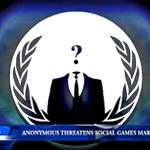 匿名ハッカー集団「アノニマス」、次の標的としてジンガを指名