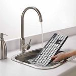 水洗いできる薄型フルキーボード「k310」ロジクールより11月9日発売