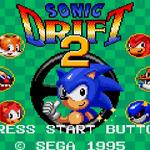 『ソニックドリフト2』3DSバーチャルコンソールに登場 ― ローカル通信で2人対戦可能