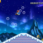 『New スーパーマリオブラザーズU』、前作と画質の違いを動画でチェック