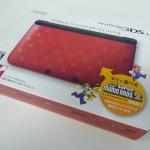 『New スーパーマリオブラザーズ2』限定3DS LL開封の儀