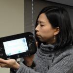 Wii U GamePadがボタン1つでキーボードに変身!『モンスターハンター3(トライ)G HD ver.』プレス体験会で協力プレイを体験