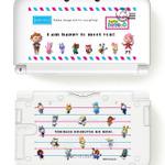 キーズファクトリー、『とびだせ どうぶつの森』『スーパーマリオ』デザインの3DS LL用保護カバーを発売