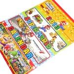 2013年もマリオと一緒!「スーパーマリオ カレンダー 2013」・・・週刊マリオグッズコレクション第213回