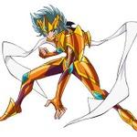 『聖闘士星矢Ω アルティメットコスモ』幻の鱗衣「トリトンの鱗衣」が登場