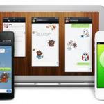 LINEがグッドデザイン賞でスマホアプリ初の「金賞」を獲得 Facebook連携も開始
