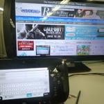 Wii U内蔵ブラウザはサクサク、ヌルヌル動く!2画面を生かした魅力的な機能を紹介