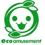 バンダイナムコ、ゲーム業界初のエコラベルを表示する取り組み「エコアミューズメント」12月より開始