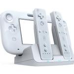 Wii U GamePadとWiiリモコンを同時に充電可能「まとめてチャージスタンド」