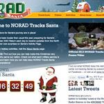 クリスマスまであと20日!北米空軍が毎年恒例の「サンタ追跡作戦」を開始