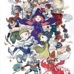 『ファンタジーライフ』ダウンロード版も配信決定、天野喜孝氏によるイメージイラスト2枚公開