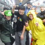 【Wii U発売】販売開始1時間前!ヨドバシアキバにアメザリ平井さんも並ぶ