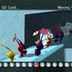 WiiからWii Uへの引っ越しをピクミンがお手伝い、引っ越せないソフトも確認