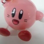 すき家×星のカービィ、早速おもちゃをゲットしてきた