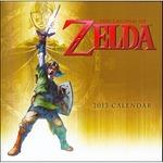 2013年のカレンダーにいかが?海外限定『ゼルダの伝説』カレンダー