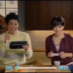 『New スーパーマリオブラザーズU』滝川クリステルさんと佐藤隆太さんがバディプレイに挑戦、新TVCMオンエア
