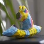 子供の絵を3Dプリンタで立体化しよう!3Dプリントサービス「Crayon Creatures」