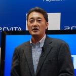 ソニー平井社長がPS VitaセールスやNVIDIAの携帯ゲーム機「Project SHIELD」にコメント