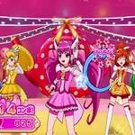 Wii『プリキュア オールスターズ ぜんいんしゅうごう☆レッツダンス!』ティザーサイトオープン、収録曲が明らかに