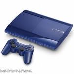 SCE、新型PS3に新色「アズライト・ブルー」と「ガーネット・レッド」数量限定で発売