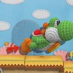 "【Nintendo Direct】""毛糸のヨッシー""が主役のWii U向け新作アクションが発表"