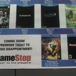 『ピクミン3』『ベヨネッタ2』『The Wonderful 101』は全て5月に発売!?GameStopのチラシに掲載