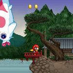 9年ぶりの完全新作『忍者じゃじゃ丸くん さくら姫と火竜のひみつ』3DSで発売決定