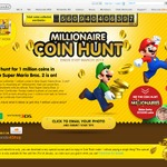 豪州任天堂、100万枚以上のコインを集めた『New スーパーマリオ2』プレイヤーに証明書発行