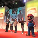 【JAEPO 2013】一足先に全部新しくなった『マリオカート アーケードグランプリDX』を体験 ― ステージにはマリオと我が家が登場