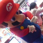 【JAEPO 2013】様々な決めポーズを見せてくれたマリオをフォトレポート