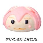 「桜ミクまん」全国ファミリーマートで3月19日発売 ― 「初音ミク de 桜ノ歌のキャンペーン」も