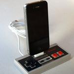 ゲームコントローラー風iPhoneドックをご紹介