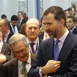【MWC 2013】スペイン王太子も会場に 関心は「スマートシティ」?