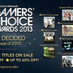 ゲーマーが選ぶ「2013 PSN Gamers' Choice Awards」受賞作品が発表!『風ノ旅ビト』他