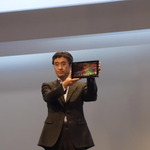 【MWC 2013】「Power of SONY」を牽引するソニーモバイル・・・「Xperia」にすべての技術を結集