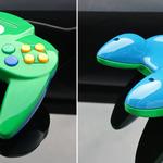 N64コントローラーが生まれ変わる -海外アーティストによる熟練技