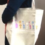 【女子もゲーム三昧:号外】春にぴったり!クラブニンテンドー2012年度プラチナ会員特典「ピクミントートバッグ」が届いたよ!