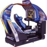 ゲームキューブ版『F-ZERO GX』にはアーケードの『F-ZERO AX』が完全収録されていた
