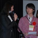 オール福岡で実施され、思わず涙もこぼれた福岡ゲームコンテスト授与式