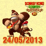 『ドンキーコング リターンズ3D』欧州では5月24日に発売