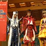 小林P「上杉謙信とかすがの関係は宝塚をお手本としていた」、宝塚歌劇団花組公園「戦国BASARA」制作発表会レポート