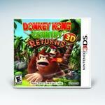 北米Amazonで『ドンキーコング リターンズ3D』予約開始 ― パッケージデザインも判明