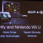 【GDC 2013】「Unity 4 for Wii U」が26日から提供開始・・・Unityで容易にWii U向け開発が可能に