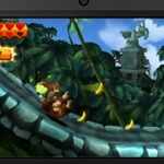 【Nintendo Direct】『ドンキーコング リターンズ3D』発売日決定、3DS版は新コースも追加