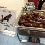 カプコンUSA『モンハン』講座開催 ― ビュッフェではジンオウガのBBQ風味などを提供