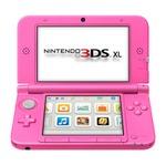 英国任天堂、ピンク1色で統一された新色ニンテンドー3DS LLを発売