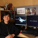 証券会社からCGアーティストに転身、「アイアンマン3」でモデリングを手がけた成田昌隆氏