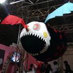 『まどか☆マギカ オンライン』では巨大シャルロットがお出迎え。の画像